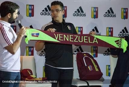 bufanda vinotinto fvf / venezuela 2019 / adidas original