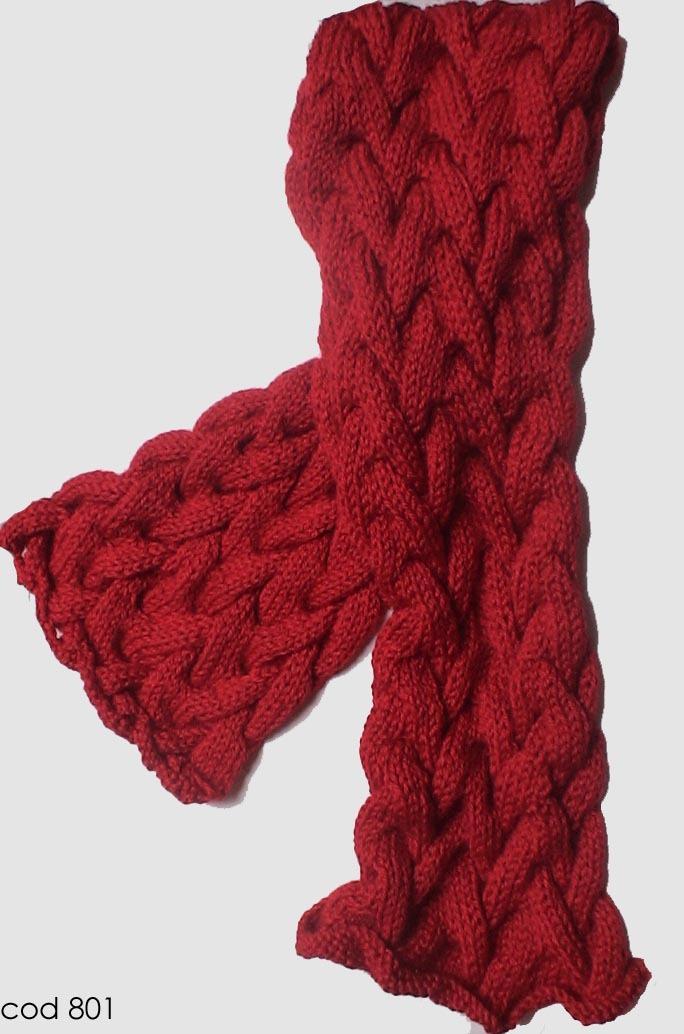 Bufandas de lana originales elegant como hacer bufandas - Bufandas de lana originales ...