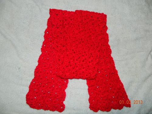 bufandas donas gorros y boinas