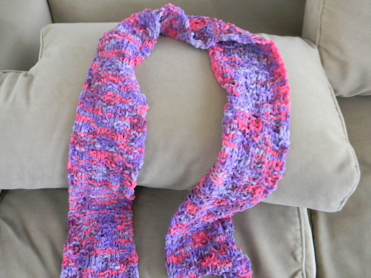 Bufandas de lana hechas a mano for Mantas de lana hechas a mano