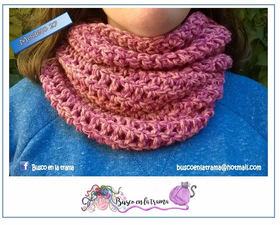 Encantador Ganchillo Libre Modelo Color De Rosa Imagen - Patrón de ...