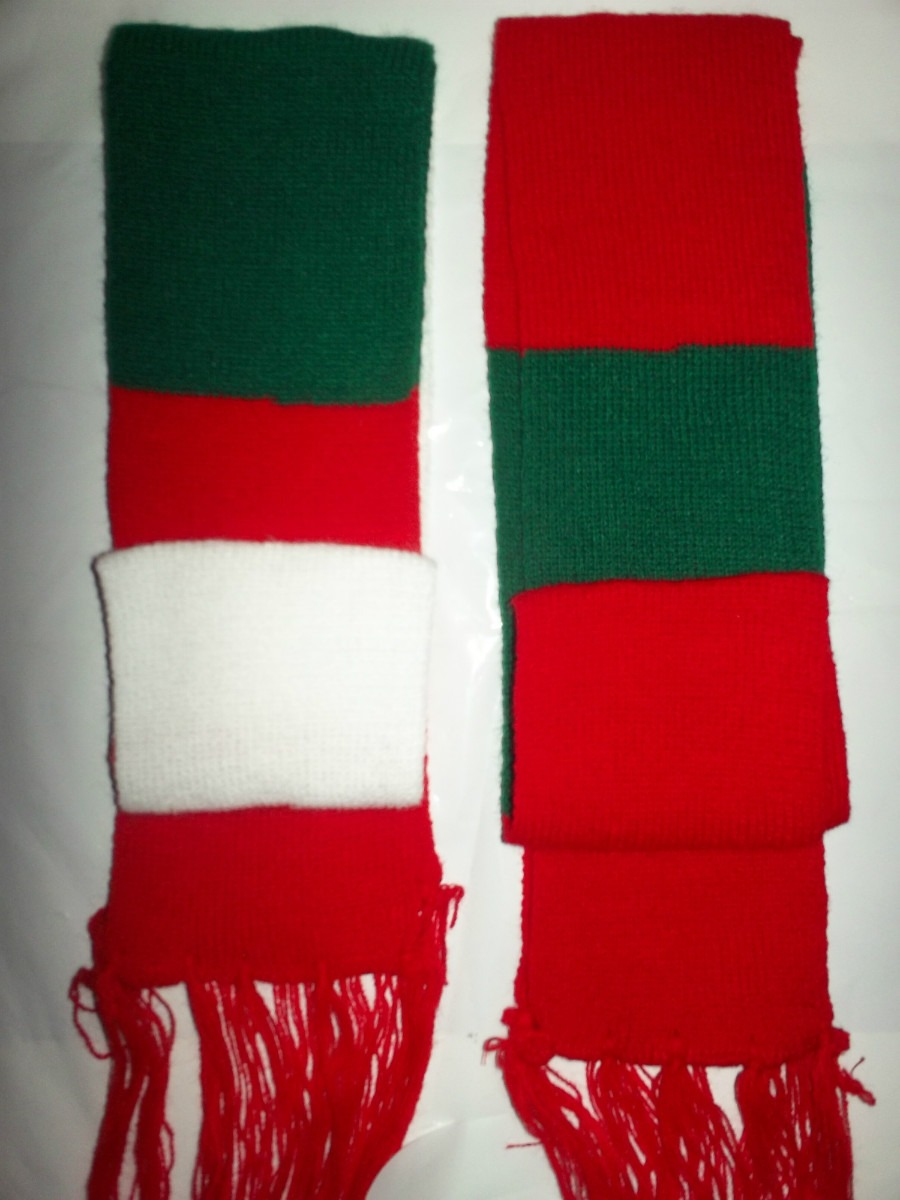 bufandas navideñas multiuso para niños y niñas unisex