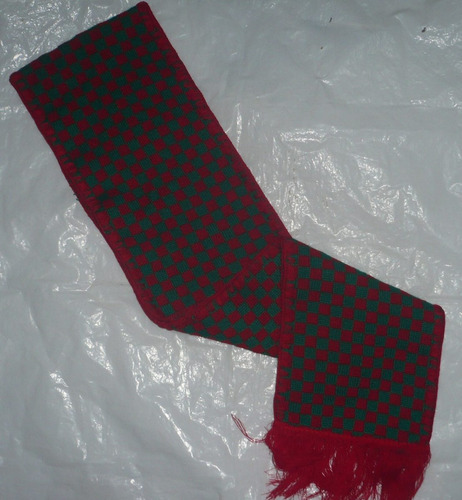 bufandas navideñas para adultos unisex talla unica