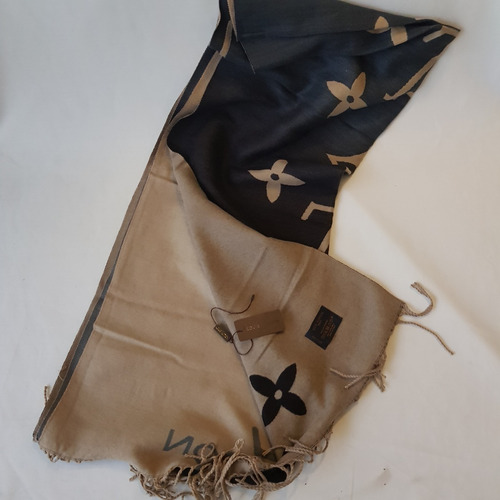bufandas  reversibles   cachemira alta calidad