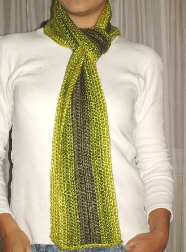 bufandas tejidas a mano , crochet o dos agujas , unicas!