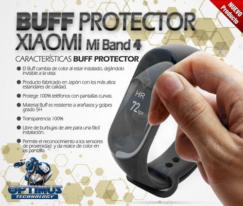 buff protector xiaomi mi band 4 x2 und