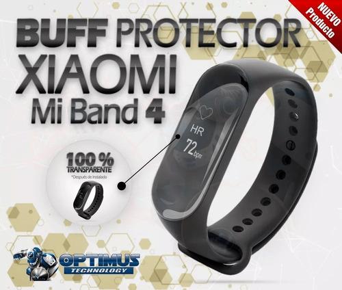 buff screen protector reloj xiaomi mi band 4