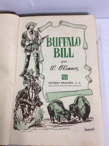 buffalo bill, w. o'connor