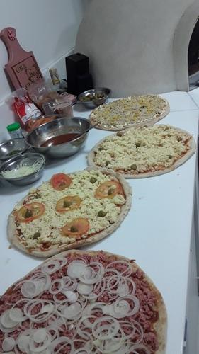buffer de pizza a domicilio