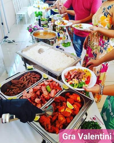 buffet a domicílio