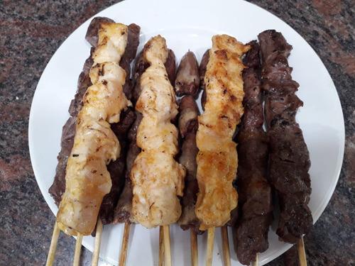 buffet a domicilio sp zona sul - churrasco jantar coquetel