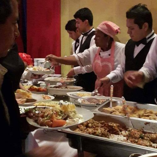 buffet criollo , buffet marino , internacional delivery