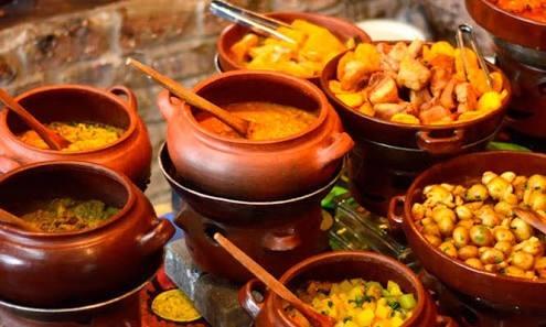 buffet criollo promoción música en vivo, catering,