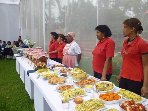 buffet criollo,internacional y marino delivery tf 997287356