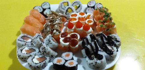 buffet culinária oriental