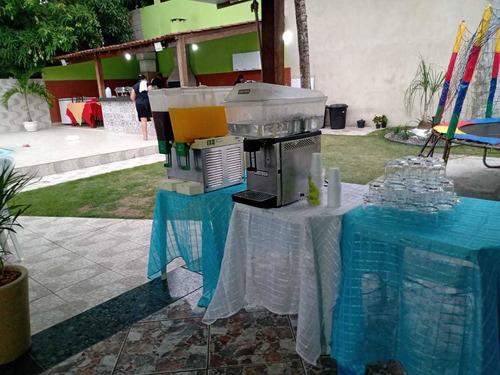 buffet de churrasco e coffee break