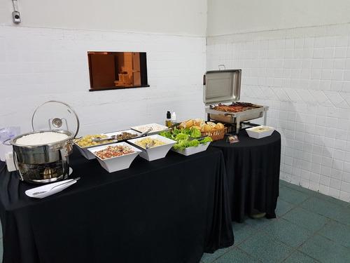 buffet de churrasco em domicilio