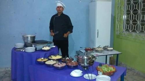 buffet de crepe francês 4 horas de evento apenas 499,00