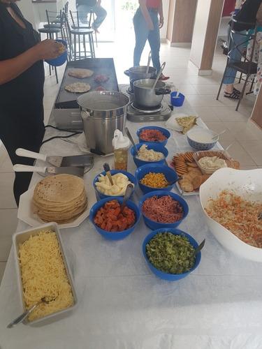 buffet de crepes em domicílio