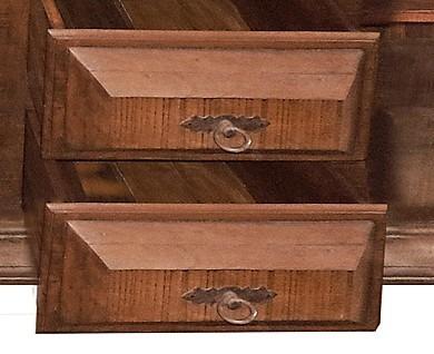 buffet de madeira de demolição - cod 8000493