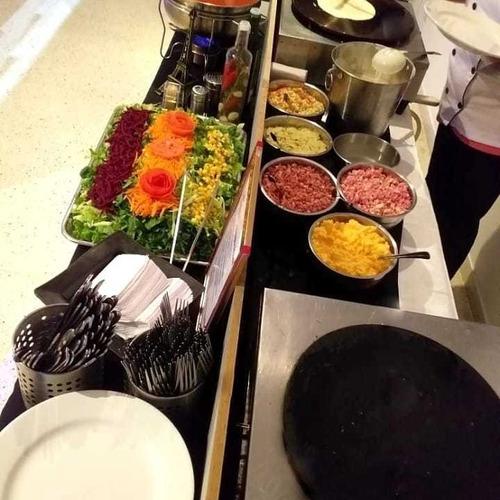 buffet à domicílio