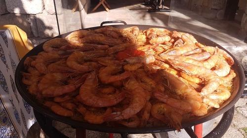 buffet e delivery de paellas espanholas paella fiesta