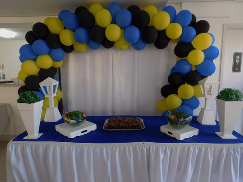 buffet em domicílio festa infantil completa - promocional