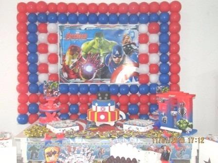 Surprising Buffet Infantil A Domicilio Salgados Decoracao Brinquedo Home Interior And Landscaping Mentranervesignezvosmurscom