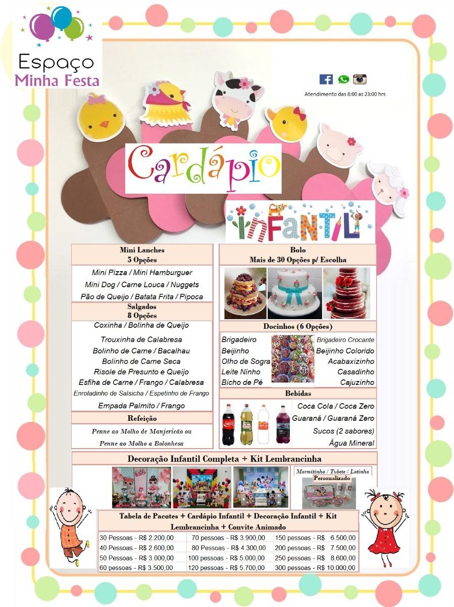 Fabulous Buffet Infantil A Domicilio Salgados Decoracao Brinquedo Interior Design Ideas Apansoteloinfo