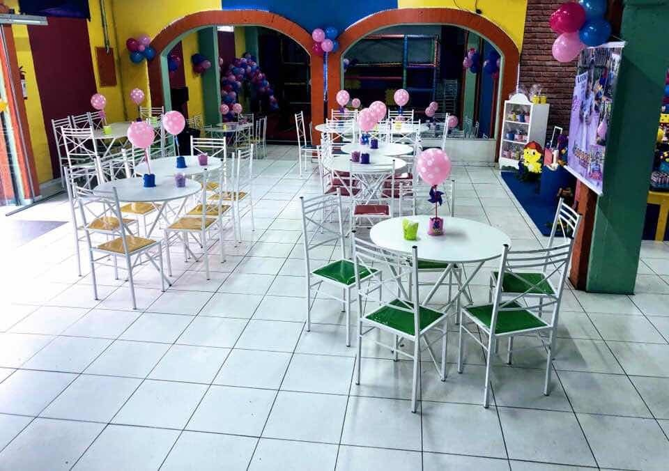 buffet infantil venda