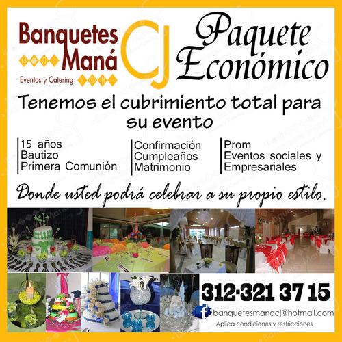buffet o evento económico 312-321 37 15