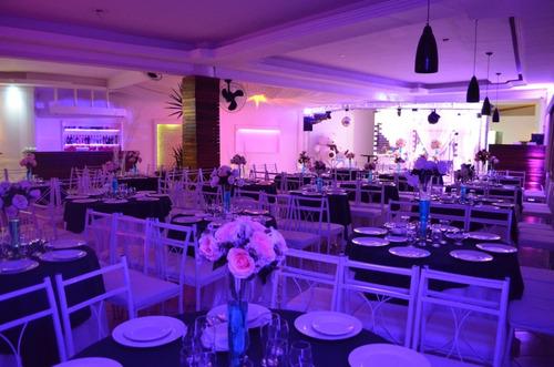 buffet para casamento ou debutante barato 50, 100, 150 pesso