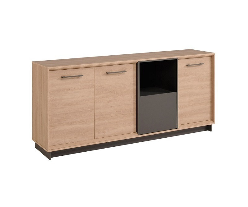 Buffet Para Comedor Modelo Feel 2 - Roble Dakota Këssa Muebl ...