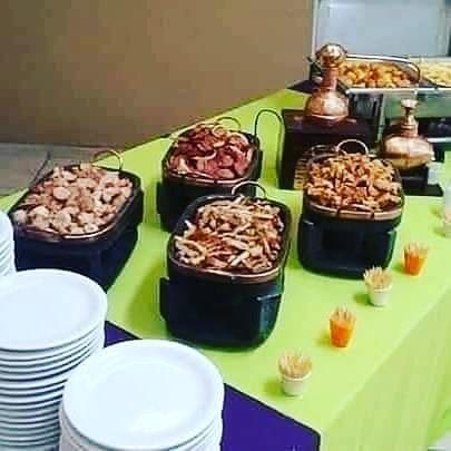 buffet will xurras e eventos.