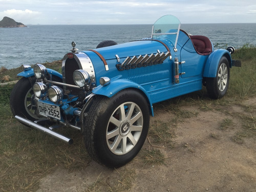 bugatti 35 b recreation