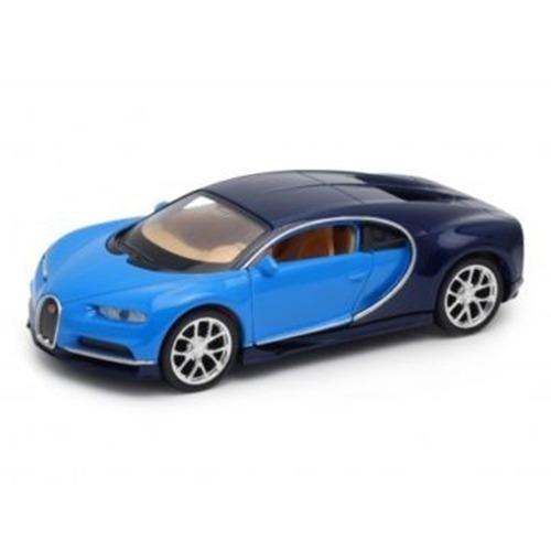 bugatti chiron esc 1/36  welly