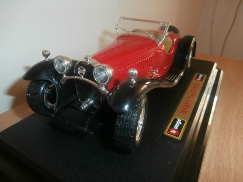 bugatti  type 55  1932 burago escala: 1:24