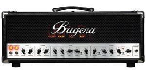 bugera amplificador bulbos 120w para guitarra 6262 infinium