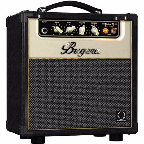 bugera v5 infinum amplificador combo vintage para guitarra