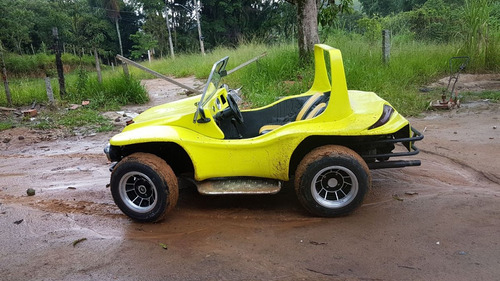 buggy amarelo ano 1974