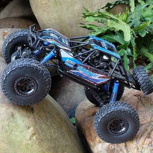 buggy  bateria 4x4 rc radio control 1-10 auto oferta navidad