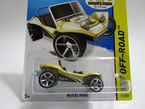 buggy bugy de coleccion hot wheels escala 1/64