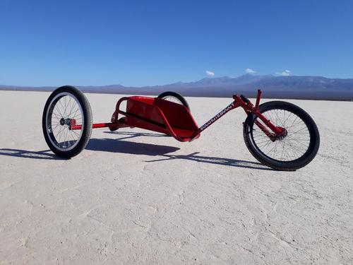 buggy eolo ligero - kitebuggy - kite buggy