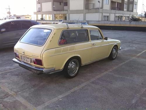 buggy glaspac 1969, variant 1974