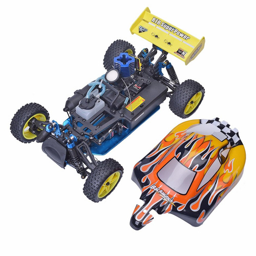 buggy nitro rc hsp 1/10
