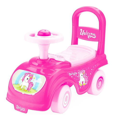 buggy p/ niño o unicornio dolu producto europeo - el rey