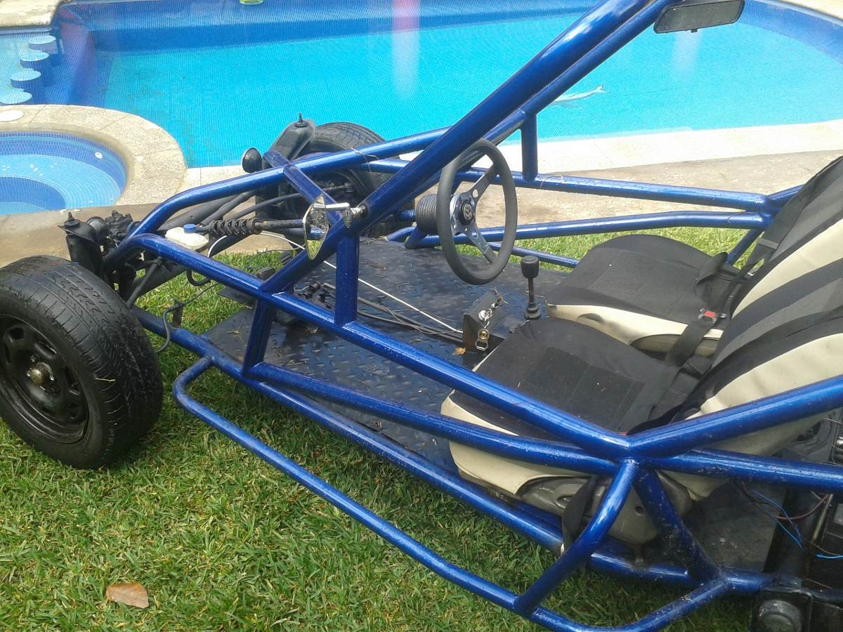 Buggy, Tubular, Arenero, Off Road, Para 2 Personas Vw Sedan ...