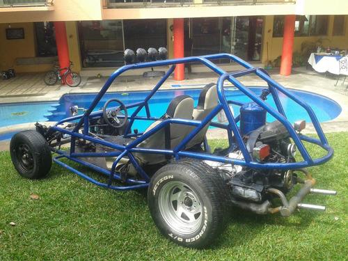 buggy, tubular, arenero, off road, para 2 personas vw sedan