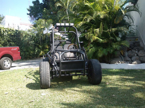 buggy, tubular, arenero, off road, para 2 personas vw sedan