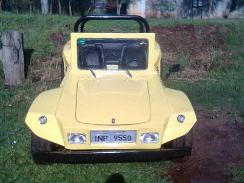 buggy vw belvedere cor amarela não e fusca brasilia geep